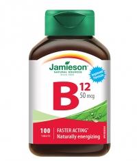 JAMIESON Vitamin B12 50 mcg / 100 Tabs