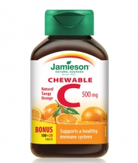 JAMIESON Vitamin C 500 mg / 120 Tabs / Orange