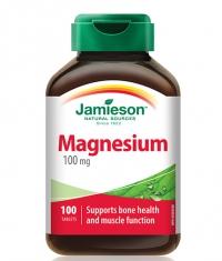 JAMIESON Magnesium 100 mg / 100 Tabs