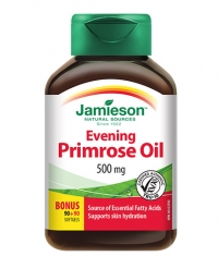 JAMIESON Evening Primrose Oil 500 mg / 180 Softgels