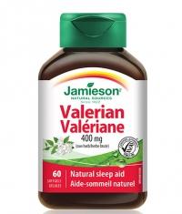 JAMIESON Valerian 400 mg / 60 Softgels