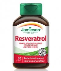 JAMIESON Resveratrol / 30 Caps