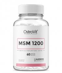 OSTROVIT PHARMA MSM 1200 mg / 60 Caps