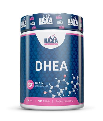 HAYA LABS DHEA 50mg / 180 Tabs