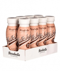 BAREBELLS MilkShake Box / 8 x 330 ml
