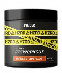 WEIDER HZRD Pre-Workout Powder