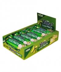 WEIDER Yippie FRUITS Bar Box / 12 x 45 g