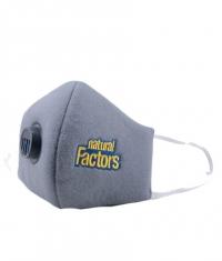 NATURAL FACTORS Face Mask / Grey