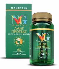 NG - NATURE'S GIFTS Lung Protect / 60 Caps
