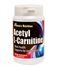 ATHLETE'S NUTRITION Acetyl L-Carnitine / 90 Caps
