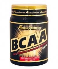 ATHLETE'S NUTRITION BCAA / 500 Tabs