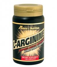 ATHLETE'S NUTRITION L-Arginine / 120 Caps