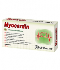 BEHEALTH Myocardin / 20 Caps