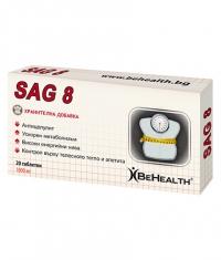 BEHEALTH SAG 8 / 20 Tabs