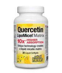 NATURAL FACTORS Quercetin 250 mg LipoMicel Matrix / 30 Softgels