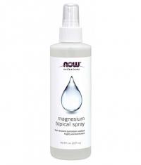NOW Magnesium Topical Spray / 237 ml