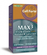 NATURES WAY Cell Forte MAX / 120 Vcaps