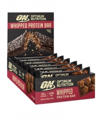 OPTIMUM NUTRITION NEW Whipped Protein Bar Box / 10 x 60 g