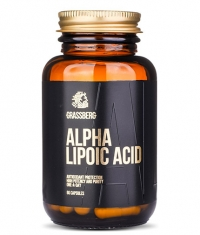 GRASSBERG Alpha Lipoic Acid / 60 Tabs