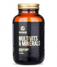 GRASSBERG Multivits & Minerals / 90 Caps