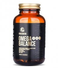 GRASSBERG Omega 3-6-9 Balance 1000 mg / 90 Softgels