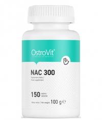 OSTROVIT PHARMA NAC 300 / N-Acetyl Cysteine / 150 Tabs