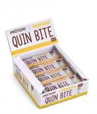 QUIN BITE Protein Bar Box / 16 x 45 g