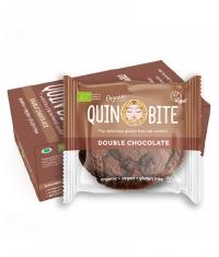 QUIN BITE Gluten Free Oat Cookie Box / 10 x 50 g