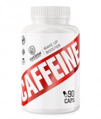 SWEDISH SUPPLEMENTS Caffeine 200 mg / 90 Caps