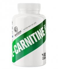 SWEDISH SUPPLEMENTS L-Carnitine Forte / Carnipure® + Acetyl / 60 Caps