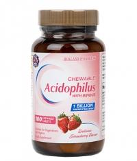 HOLLAND AND BARRETT Acidophilus 1 Billion / 100 Chews
