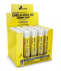 OLIMP Chela-Mag B6 cramp Shot Sport Edition Box / 20 x 25 ml
