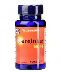 HOLLAND AND BARRETT L-Arginine 500 mg / 50 Caps