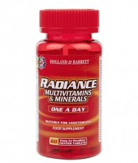 HOLLAND AND BARRETT Radiance Multi Vitamins and Minerals / One A Day / 60 Tabs