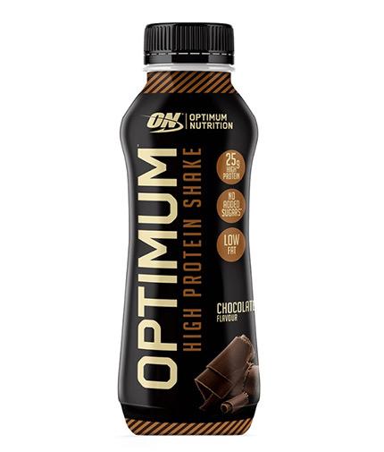 OPTIMUM NUTRITION Optimum High Protein Shake / 330 ml