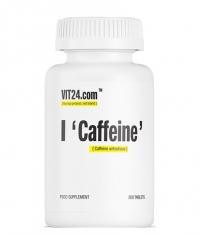 VIT24.COM Caffeine 200 mg / 200 Tabs