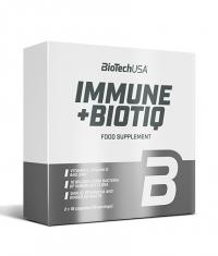 BIOTECH USA Immune + Biotiq / 2 x 18 Caps
