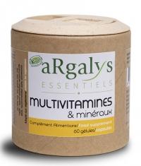 ARGALYS ESSENTIELS Multivitamins and Minerals / 60 Caps