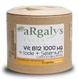 ARGALYS ESSENTIELS Vitamin B12 + Iodine + Selenium / 60 Caps