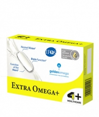 4+ NUTRITION Extra Omega + / 60 Softgels
