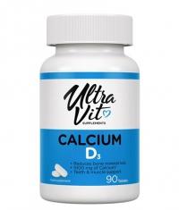 VPLAB UltraVit Calcium D3 / 90 Tabs