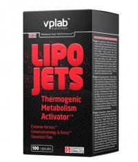 VPLAB LipoJets / 100 Caps