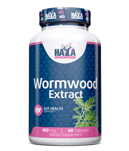 HAYA LABS Wormwood 450 mg / 60 Caps