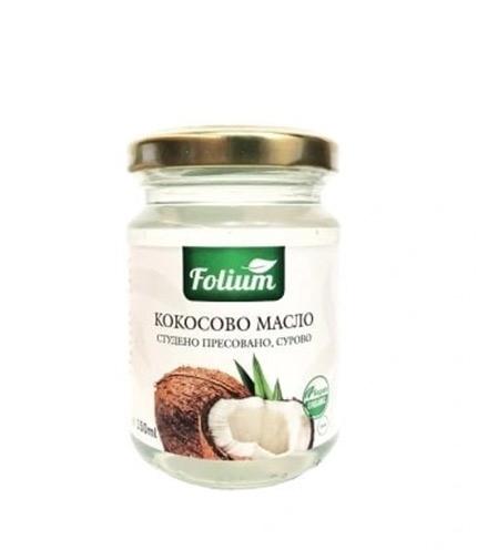 FOLIUM Coconut Oil Extra Virgin / 150 ml