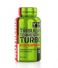 NUTREND Tribulus Terrestris Turbo 120 Caps.