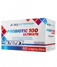 ALLNUTRITION Probiotic 100 Ultimate / 60 Caps