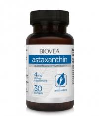 BIOVEA Astaxanthin 4 mg / 30 Softgels