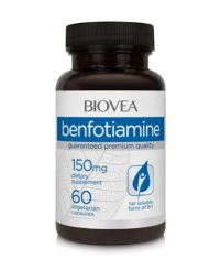 BIOVEA Benfotiamine 150 mg / 60 Caps