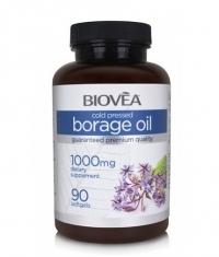 BIOVEA Borage Oil 1000 mg / 90 Caps