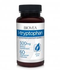 BIOVEA L-Tryptophan 500 mg / 60 Caps